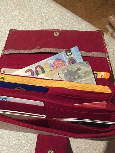 Makerist - Portemonnaie  - Nähprojekte - 3