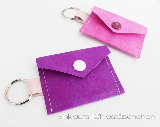 Makerist - DIY-Geschenkidee: Einkaufs-Chipstäschchen aus Colartex - Nähprojekte - 1