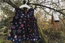 Makerist - das Kleidchen mein Mäuschen, das häng´n wir ans Vogelhäuschen - 1