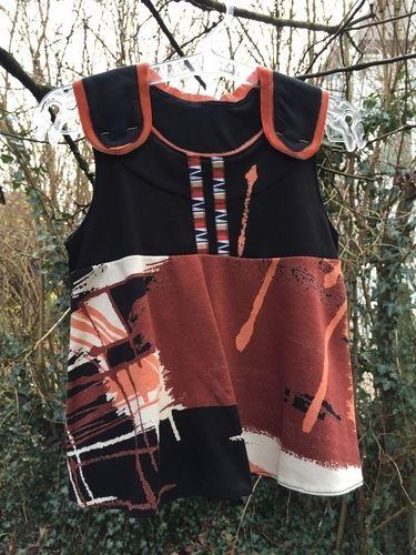 Makerist - Indianerkleidchen - Nähprojekte - 2