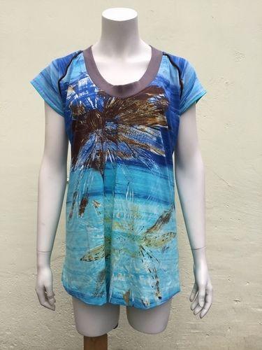 Makerist - Sommer-Shirt - Nähprojekte - 2