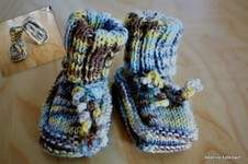 Makerist - Booties Klitzeklein - 1