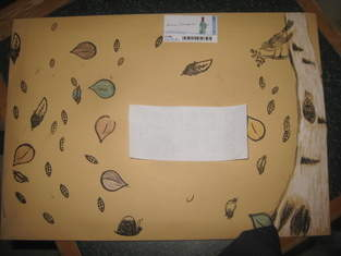 Makerist - Snail Mail - 1