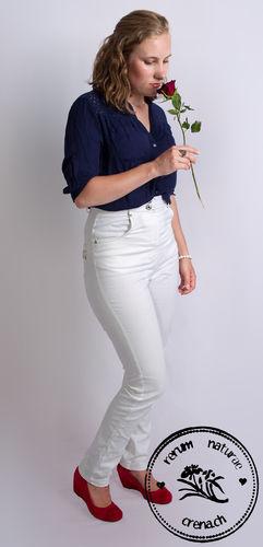 Makerist - Skinny Jeans by Sewera - Nähprojekte - 1