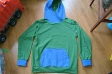 Makerist - Herrenhoodie Como - 1