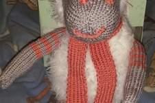 Makerist - Schaf mit Schal - 1