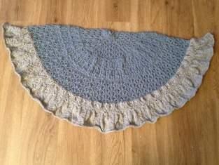 Makerist - Halstuch / Schultertuch für meine Schwiegermama - 1