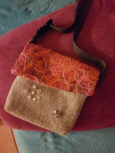 Makerist - Handtasche für meine kleine Nichte Lilli - Nähprojekte - 1