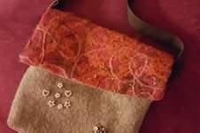 Makerist - Handtasche für meine kleine Nichte Lilli - 1