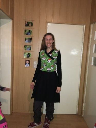 Makerist - Mein Weihnachtskleid - Nähprojekte - 1