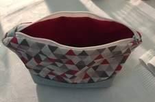 Makerist - Kosmetiktäschchen -Geschenk zu Weihnachten v. Tochter - 1
