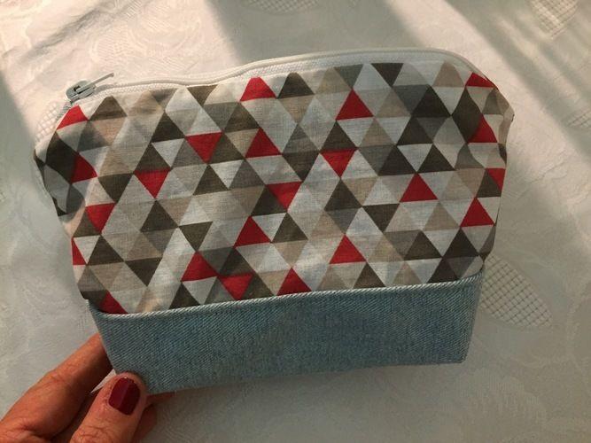 Makerist - Kosmetiktäschchen -Geschenk zu Weihnachten v. Tochter - Nähprojekte - 2