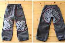 Makerist - Waldemar Outdoorhose für meinen Sohn aus Cord & Softshell - 1