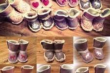 Makerist - Babyboots Ubb - 1