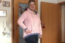 Makerist - Große Vani in rosa Vintagesweat - 1