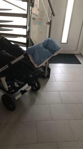 Makerist - Kinderwagenmuff  - Nähprojekte - 1