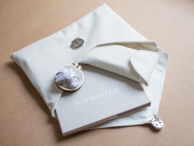 Makerist - Braut-Clutch aus Kunstleder - Nähprojekte - 1