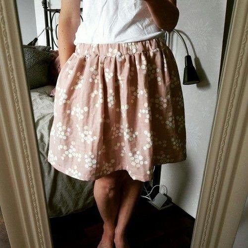 Makerist - Rock Lady ShuShu in rosa - Nähprojekte - 1