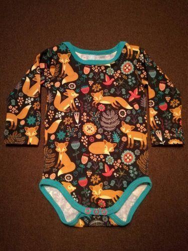 Makerist - baby body - Nähprojekte - 1