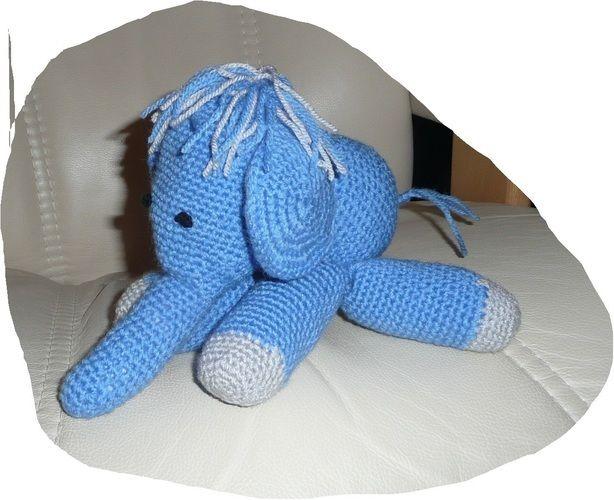 Makerist - First crochet animal. - Crochet Showcase - 2
