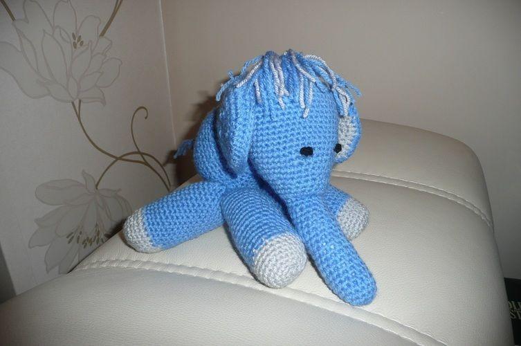 Makerist - First crochet animal. - Crochet Showcase - 3