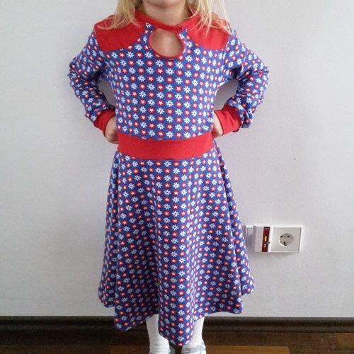 Makerist - Partykleid für Mädchen  - Nähprojekte - 1