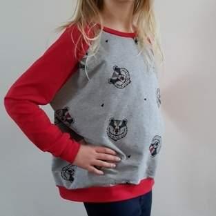 Makerist - Pullover Mona für Kinder - 1