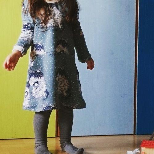 Makerist - Fannie für das kleine Mädchen.  - Nähprojekte - 1