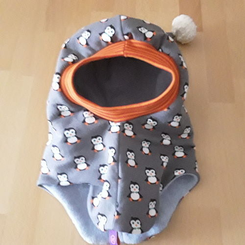 Makerist - Schlupfmütze für Frida - Nähprojekte - 2