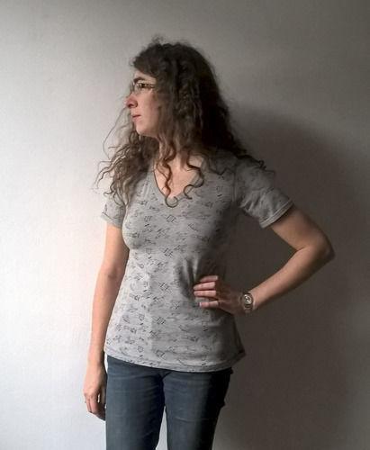 Makerist - T-shirt en jersey - Créations de couture - 1