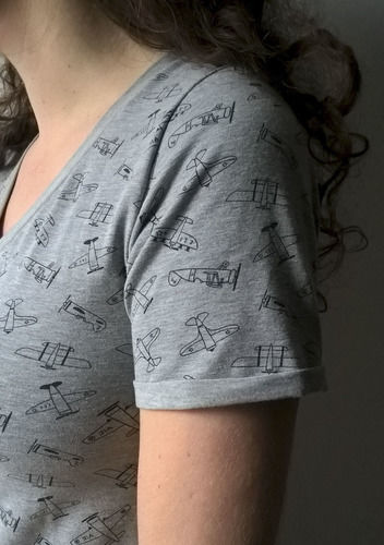 Makerist - T-shirt en jersey - Créations de couture - 2