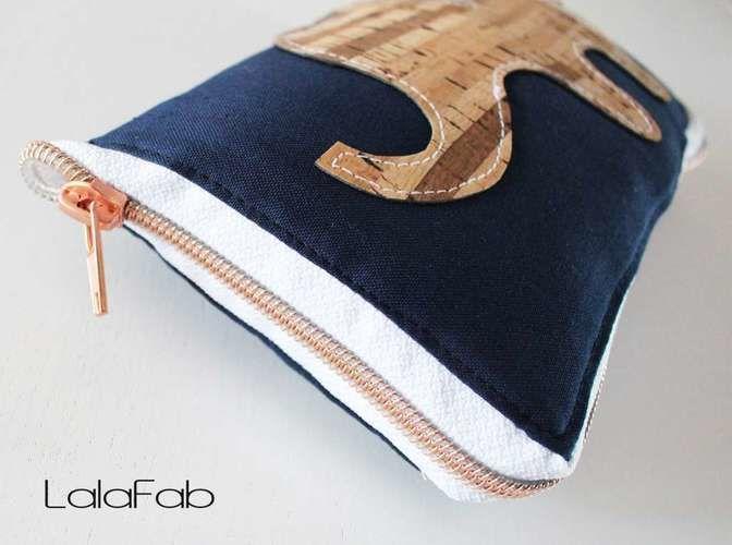 Makerist - Einkaufstasche Calliope (Freebook) mit Korkstoff und Applikation - Nähprojekte - 3