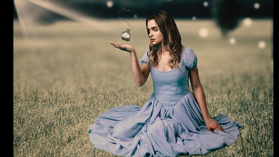 Makerist - Cinderella und Alice im Wunderland - Nähprojekte - 2