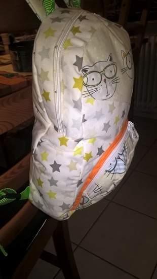 Makerist - Neuer Rucksack für den Kindergarten - 1