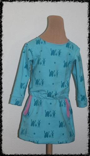 Makerist - ein tolles Kleidchen - Nähprojekte - 1
