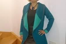 Makerist - Chill Jacke von Leni Pepunkt mit großem Kragen (eigenes Schnittmuster) - 1