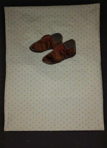 Makerist - Schuh-Heimreise -Beutel - Nähprojekte - 1