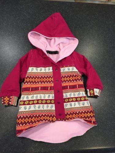 Makerist - Parka Blacky für Mädchen - Nähprojekte - 1