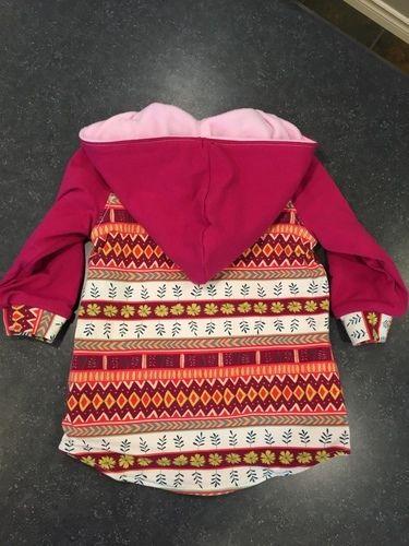 Makerist - Parka Blacky für Mädchen - Nähprojekte - 2