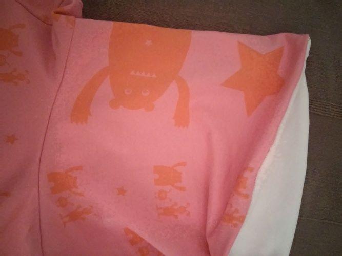 Makerist - Kuschliges Winterkleid aus Sweat und Nicki - Nähprojekte - 2