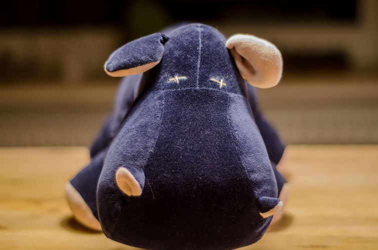 Makerist - Hippo 'Pepe' - Nähprojekte - 1