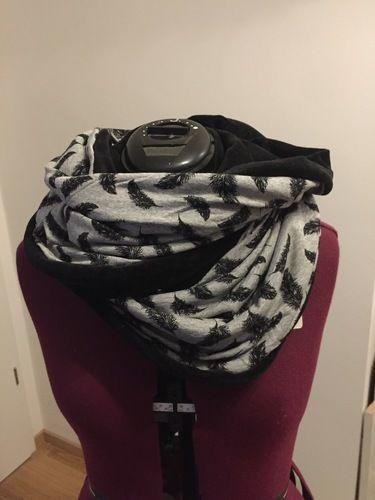 Makerist - Winter-Loop nach Anleitung von Swantje Wendt - Nähprojekte - 1