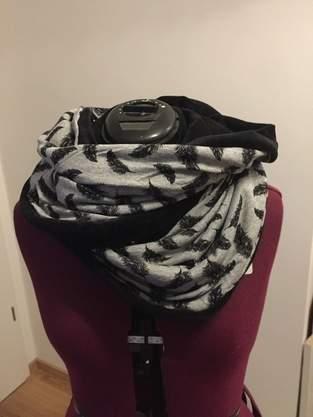 Makerist - Winter-Loop nach Anleitung von Swantje Wendt - 1