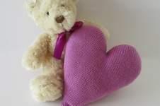 Makerist - Heart Cushion - 1