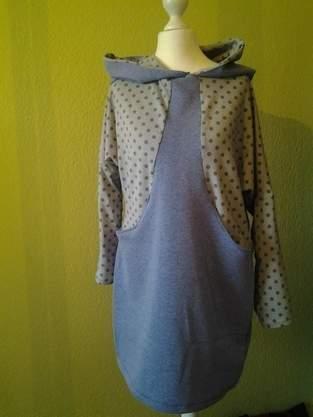 Makerist - gemütliches kleid - 1