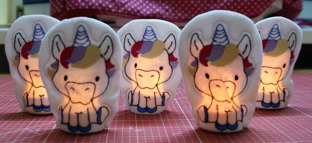 Makerist - Teelichthüllen - Nähprojekte - 2