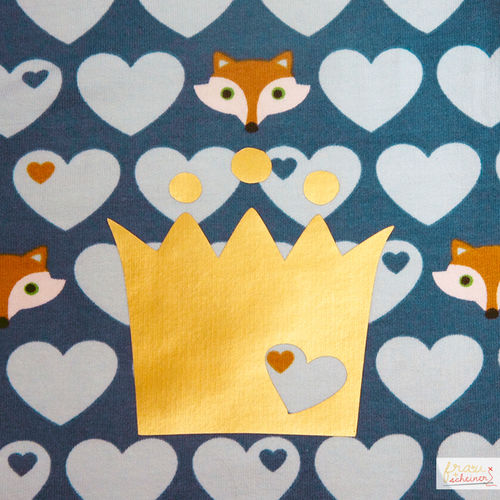 Makerist - Spread love - Textilgestaltung - 1