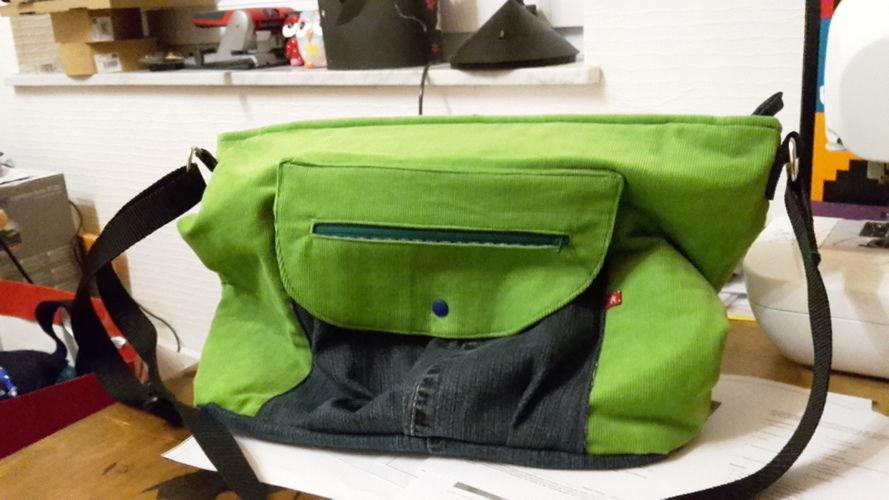 Makerist - Citybag nur für mich - Nähprojekte - 1