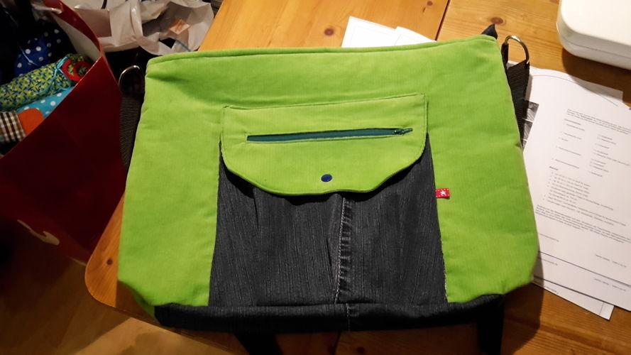Makerist - Citybag nur für mich - Nähprojekte - 2