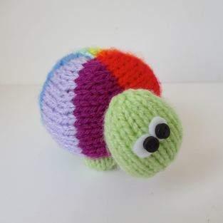 Makerist - Rainbow Tortoise - 1